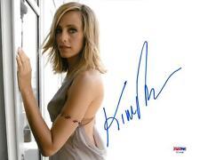 Kim Raver Signed Authentic Autographed 8x10 Photo PSA/DNA #AD14446