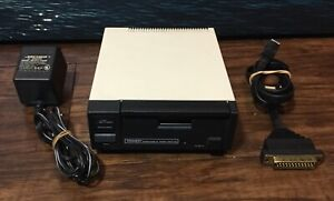 Tandy Radio Shack Portable Disk Drive 26-3808 Floppy Drive