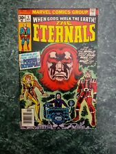 THE ETERNALS #5 1ST APP THENA & ZURAS JACK KIRBY VF/NM (1976 MARVEL COMICS)