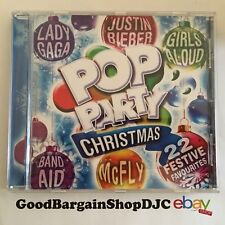 Pop Party Christmas (CD, 2013) *New & Unsealed*