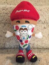 Pizza Hut Plush Advertising Doll Stuffed Animal Toy Supreme Ingredients 7 ½ Inch