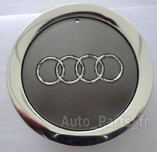 Cache jante Moyeux Enjoliveur Centre roue (A8Q) Audi A8 / S8 quattro 4e0601165A