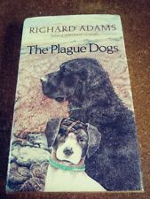 The Plague Dogs Richard Adams first edition inscribed