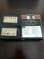 Seymour Duncan Custom Shop PAF MJ's Magic Humbucker Set Aged Nickel