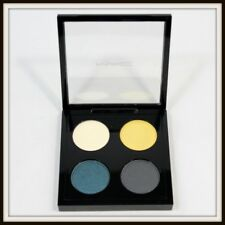 MAC EYE SHADOW x 4 Quad Palette Colour Added Full Size New in Box Authentic