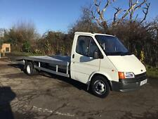 1993 Ford Transit MK4 LWB Petrol Beavertail Recovery Truck Immaculate Condition