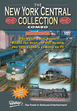 New York Central Collection Combo DVD Pentrex railroad Water Level Route NYC NEW