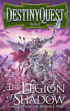 DestinyQuest: The Legion of Shadow (Destiny Quest 1), Very Good Condition Book,