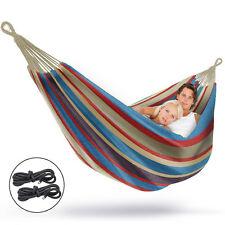 Sorbus® Brazilian Double Hammock - Extra-Long Two Person Portable Hammock Bed fo
