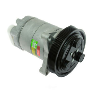 A/C  Compressor And Clutch- New  Omega Environmental Technologies  20-10623AM