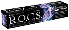 Toothpaste Whitening R.O.C.S. Sensational 74 g (60 ml)