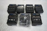 Blue Bamboo Bluetooth Receipt Printer w Mag Stripe Lot of 7