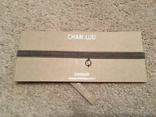 NWT $60 Chan Luu Velvet Choker Necklace With Center Stone