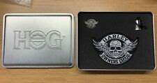Harley Davidson HOG Owner Kit - Patch, Bell, and Pin