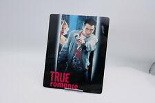 TRUE ROMANCE - Magnetic Bluray Steelbook Cover / Fridge Magnet