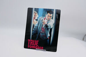 TRUE ROMANCE - Magnetic Bluray Steelbook Cover / Fridge Magnet