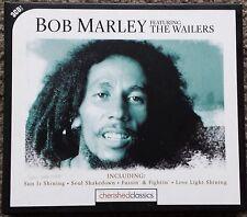 BOB MARLEY FEATURING THE WAILERS - 3CD BOX SET - 2006