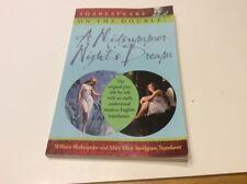 Shakespeare on the Double! A Midsummer Night's Dream-_MARY SNODGRASS TRANSLATOR