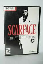 SCARFACE THE WORLD IS YOURS USATO OTTIMO PC DVD VERSIONE ITALIANA FR1 55991