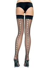 nouvelle mode femmes Sexy maille chausettes longues bas soie bas