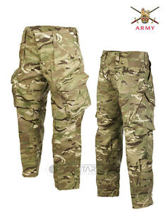 ALPHA TACTICAL BRITISH ARMY STYLE PCS MTP TROUSERS