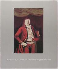 Book: American Antique Folk Art - Farago Collection Catalog
