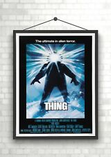 The Thing Vintage Classic Large Movie Poster Print A0 A1 A2 A3 A4 Maxi
