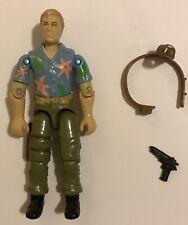 GI Joe ARAH 1987 Chuckles Action Figure Complete C9+