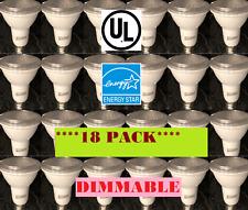 Uberhaus PAR20 LED BULBS 6.5W=50W DIMMABLE ***PACK OF 18 BULBS***