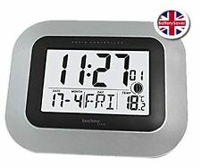 Technoline WS-8005 LCD Digital Wall Clock
