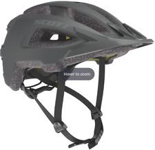 Scott Groove Plus MIPS Mountain Bike Helmet Matte Black 53-58cm Small/Medium