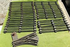 12 STANDARD GAUGE LIONEL? STRAIGHT TRACK + AMERICAN FLYER RIGHT HAND SWITCH