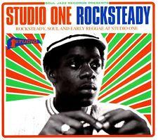 Studio One Rocksteady-CD 2014 Rocksteady, Soul And Early Reggae – SJR CD277