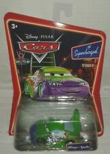 Disney cars pixar supercharged wingo spoilo tuning BD film jeu Video games