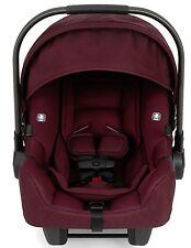 Nuna Baby Pipa Ultra Lightweight Infant Car Seat w/ Load Leg Base Berry NEW