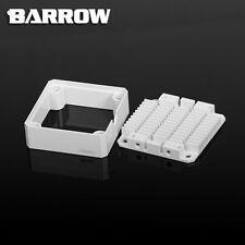 Barrow DDC Pump White Housing Heatsink Mod Kit  Water cooling