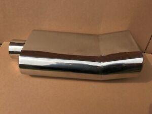 Exhaust Pipe Tip Chrome Trim