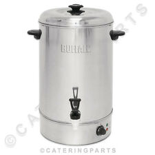 Buffalo genuino GL348 30 litros 2.6kW 2600W Manual Llenar Agua Caliente Té Urna Caldera