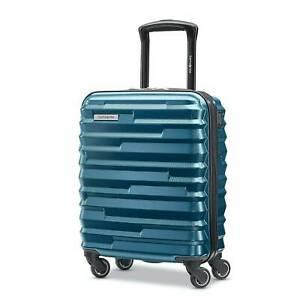 "Samsonite Ziplite 4.0 16"" Hardside Underseater Spinner Luggage - Deep Turquoise"