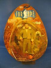 "New listing Farscape Series 1 Commander John Crichton 6"" Toy Vault2000 Action Figure Vg-Mint"