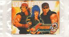 """"""" THE KING OF FIGHTERS EX2 HOWLING BLOOD CARD 3 PIECE SET""""KOF NOT FOR SALE RARE"""