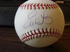 Evan Longoria Autograph / Signed Baseball Tampa Bay Rays TRISTAR Productions