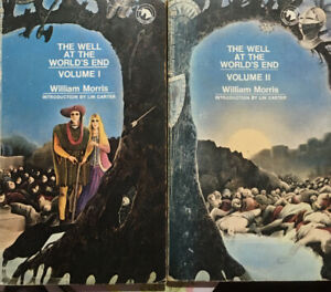 The Well At The World's End By William Morris,vol. I & II, Classic Literature Pb