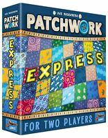 Patchwork Express Board Jeu