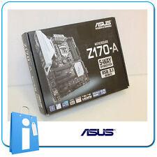 Placa base ATX Z170 ASUS Z170-A Socket 1151 con Accesorios