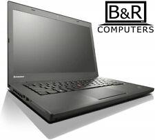 "Lenovo Thinkpad T440p Laptop i7 2.9GHz 16GB 512GB SSD Windows 10 14"" Webcam"