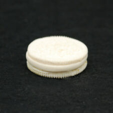 2 Oreo, Silicone Mold Mould Chocolate Polymer Clay Soap CandleWax Resin