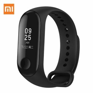 Global Version Xiaomi Mi Band 3 Fitness Tracker 50m Waterproof Smart Band