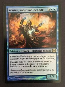 Foil Portuguese Venser, Shaper Savant | Near Mint NM | Future Sight MTG Magic