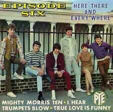 """EPISODE SIX """"HERE THERE & EVERYWHERE"""" ORIG FR EP 1967 M- DEEP PURPLE"""